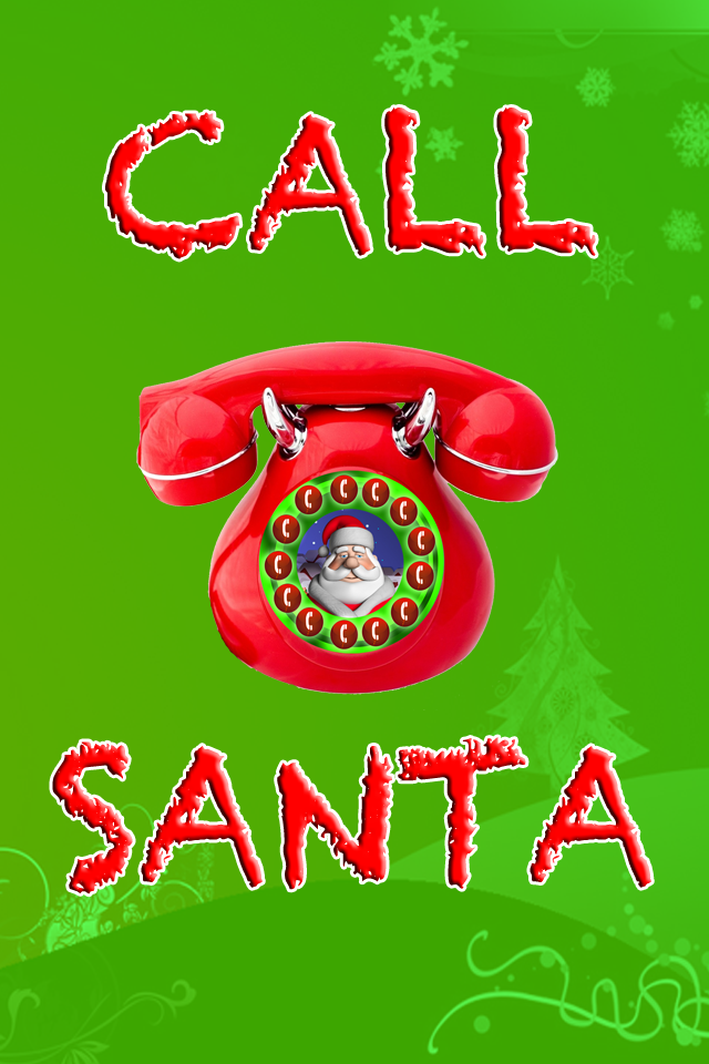 Screenshot Call SANTA for iPhone – Merry Christmas