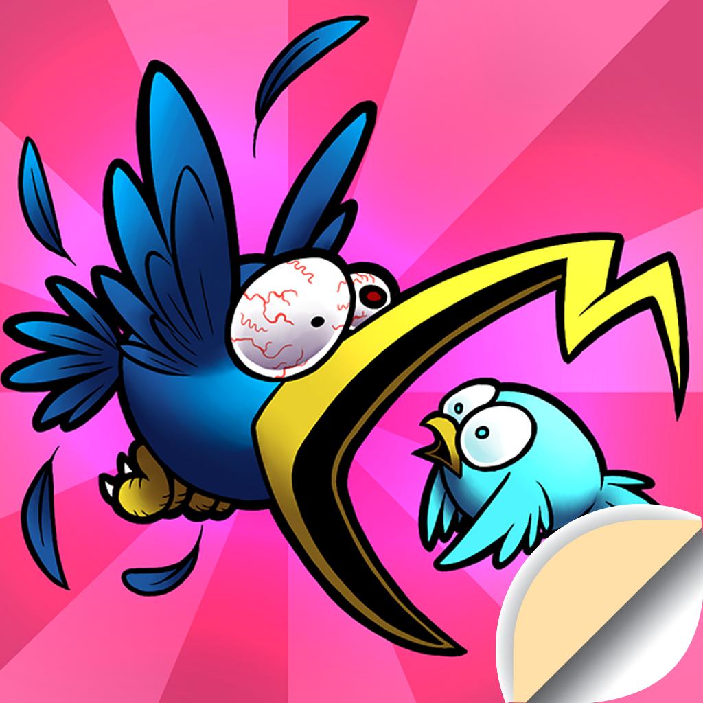 Disturbed Bird!